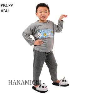 Harga setelan baju tidur anak cowok cewek lengan panjang pio pp murah   size | HARGALOKA.COM
