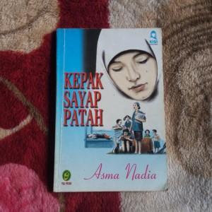 Harga novel kepak sayap patah asma | HARGALOKA.COM