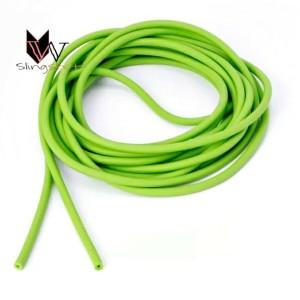 Harga karet tabung p50cm karet tabung warna hijau untuk ketapel | HARGALOKA.COM