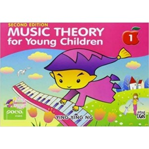 Harga ying ying ng music theory for young children | HARGALOKA.COM