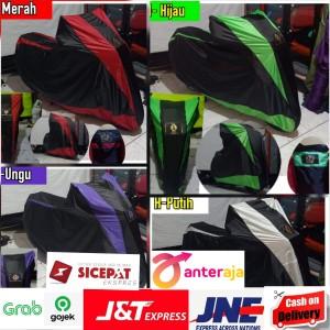 Harga body cover mantel sarung selimut motor kawasaki versys vulcan ksr klx   | HARGALOKA.COM