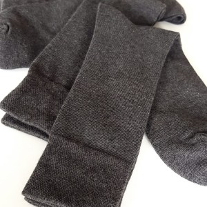 Harga kaos kaki pria men socks   premium m size 39 42   abu tua | HARGALOKA.COM