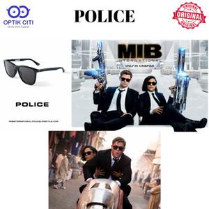 Harga kacamata hitam sunglasses police original mib polarized 1   HARGALOKA.COM