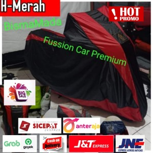 Harga promo body cover mantel motor yamaha all new soul lexy nmax n max   | HARGALOKA.COM