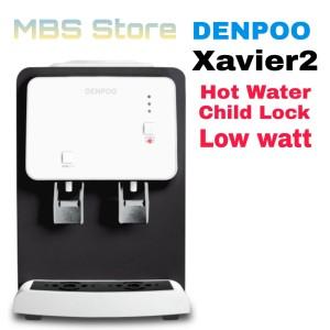Harga dispenser denpoo xavier2 hot amp fresh low wat 190   | HARGALOKA.COM