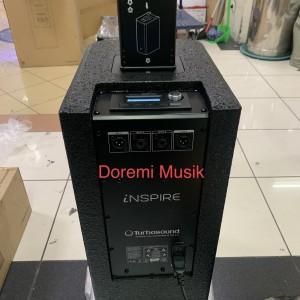 Harga speaker aktif column turbo sound turbosound inspire ip 1000 | HARGALOKA.COM
