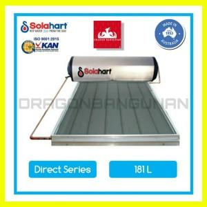 Harga solahart solar water heater 181 l pemanas air tenaga surya 180 | HARGALOKA.COM
