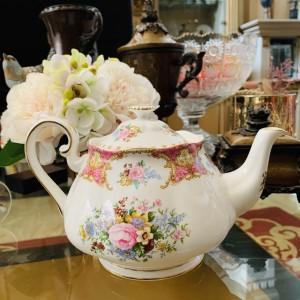 Harga tea pot royal albert lady caryle mewah cantik indah | HARGALOKA.COM