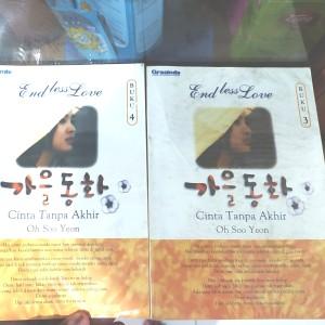 Harga novel endless love korea seri 3 amp 4 | HARGALOKA.COM
