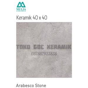 Harga keramik lantai 40x40 keramik mulia 40x40 keramik mulia arabesco | HARGALOKA.COM