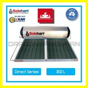 Harga solahart solar water heater 302 l pemanas air tenaga surya 300 | HARGALOKA.COM
