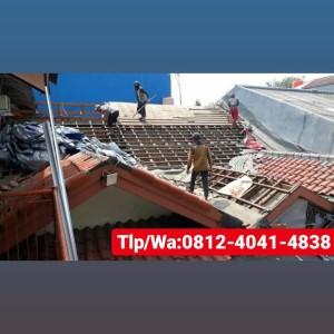 Harga renovasi bongkar atap lama ganti rangka baja   HARGALOKA.COM