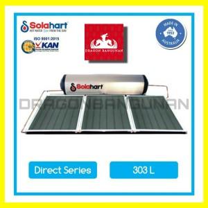 Harga solahart solar water heater 303 l pemanas air tenaga surya 300 | HARGALOKA.COM