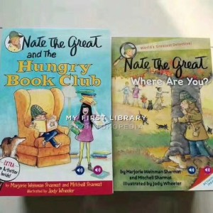 Harga nate the great 1 27 buku import baru full | HARGALOKA.COM