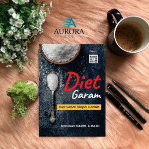 Harga buku diet garam   ninggar diastiti   | HARGALOKA.COM