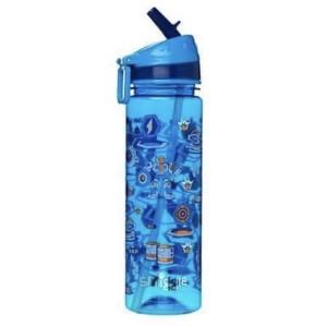 Harga smiggle universe drink up straight bottle robot   original 100 | HARGALOKA.COM