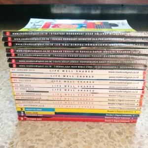 Harga majalah reader 39 s digest indonesia edisi bahasa | HARGALOKA.COM
