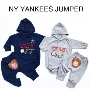 Harga ny yankees jumper jumper bayi lucu murah baju | HARGALOKA.COM