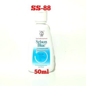 Harga selsun blue five blue 5 shampoo anti ketombe 50ml   HARGALOKA.COM