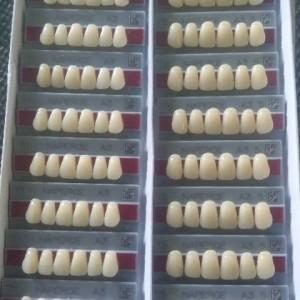 Harga gigi palsu naperce depan atas warna a3 | HARGALOKA.COM