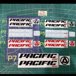 Harga sticker pacific stiker sepeda | HARGALOKA.COM