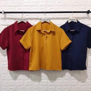 Harga kemeja kerja fashion | HARGALOKA.COM