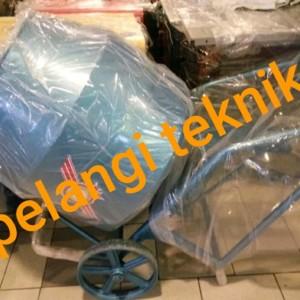 Harga mini molen beton aduk semen 120 liter dengan mesin bensin firman 6 | HARGALOKA.COM