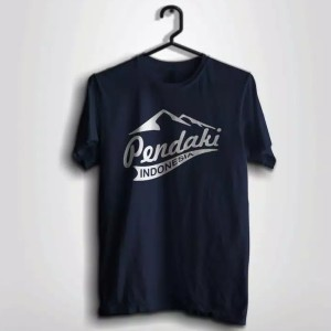 Harga obral kaos baju pakaian distro premium gunung pendaki | HARGALOKA.COM