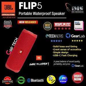 Harga jbl flip 5 flip5 successor jbl flip 4 portable waterproof speaker   | HARGALOKA.COM