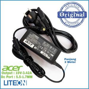 Harga adaptor charger original laptop acer aspire e1 e1 422 e1 432 | HARGALOKA.COM