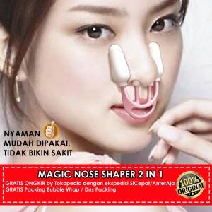 Harga alat pemancung hidung permanen asli nose up magic nose shaper 2 in   HARGALOKA.COM