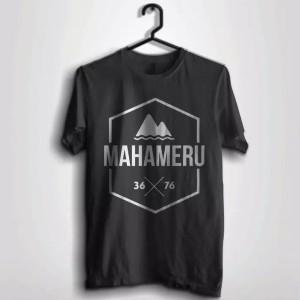Harga obral kaos baju pakaian distro premium gunung mahameru semeru | HARGALOKA.COM