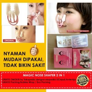 Harga nose up shaper clipper 2 in 1 original alat pemancung hidung | HARGALOKA.COM