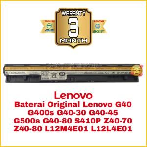 Harga baterai original lenovo ideapad g400s g40 70 g40 | HARGALOKA.COM