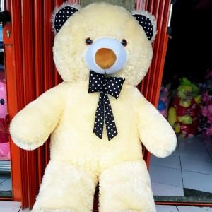 Harga boneka teddy bear jumbo tinggi 100cm boneka beruang besar murah   | HARGALOKA.COM