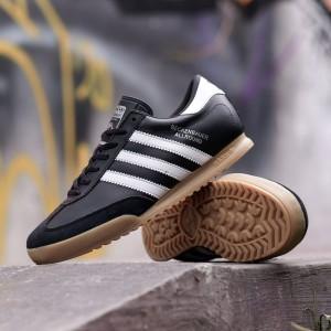 Harga adidas beckenbauer black white sole gum original bnib | HARGALOKA.COM