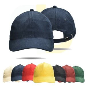 Harga topi polos baseball navy bahan distro berkualitas rafel pengait | HARGALOKA.COM
