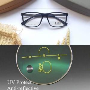 Harga kacamata antiradiasi hb gratis lensa progresif | HARGALOKA.COM