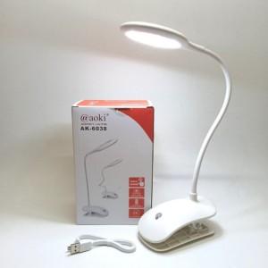 Harga lampu belajar meja lampu darurat lampu tidur meja lampu terang | HARGALOKA.COM