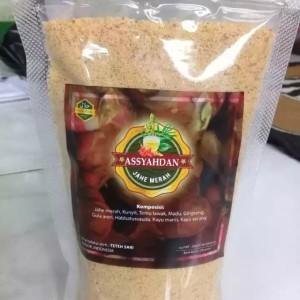 Harga bubuk herbal jahe merah kunyit temulawak madu | HARGALOKA.COM
