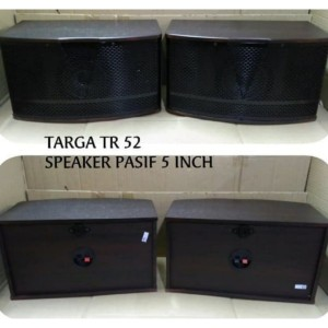 Harga speaker pasif targa tr 52 5 5 inch garansi   HARGALOKA.COM