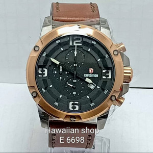 Harga jam tangan pria sport analog merk expedition | HARGALOKA.COM