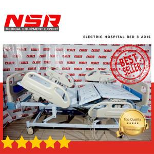 Harga terlaris electric hospital bed 3 axis abs bergaransi rumah | HARGALOKA.COM