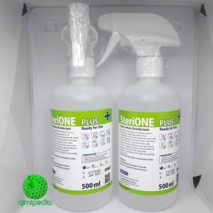 Harga sterione plus disinfektan spray 500ml onemed spray pembersih barang | HARGALOKA.COM