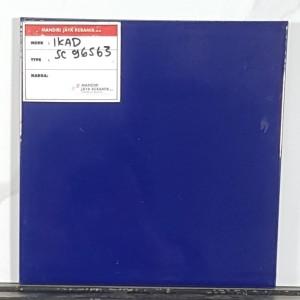 Harga keramik biru tua 20x20 ikad sc | HARGALOKA.COM