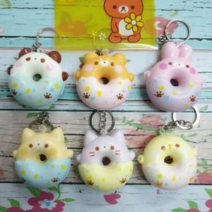 Harga squishy murah mini cute donut | HARGALOKA.COM