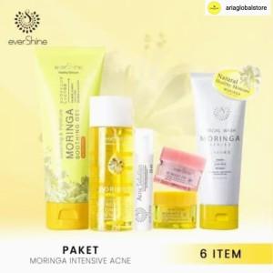 Harga paket deluxe evershine acne skin untuk kulit | HARGALOKA.COM