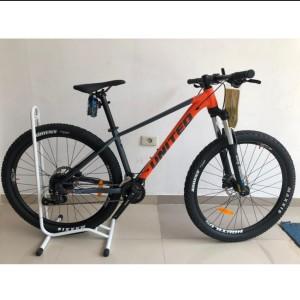 Harga sepeda gunung clovis 3 united garansi frame 5 | HARGALOKA.COM