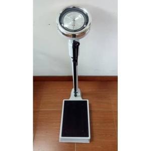 Harga timbangan berat plus tinggi badan smic ztp 120 timbangan   HARGALOKA.COM