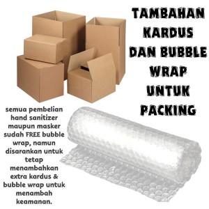 Harga Bubble Wrap Untuk Packing Tambahan Katalog.or.id